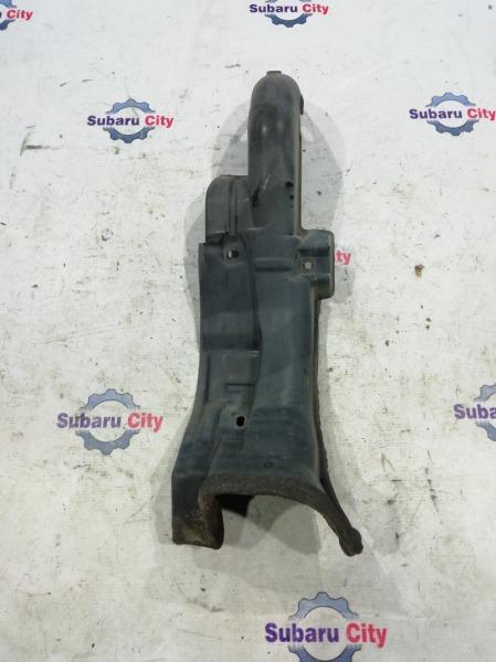 Защита горловины топливного бака Subaru Forester SF5 EJ20 1999 (б/у)