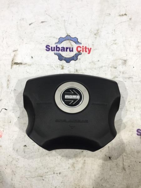 Подушка безопасности водителя Subaru Forester SF5 EJ20 1999 (б/у)