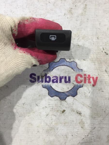 Кнопка подогрева заднего стекла Subaru Forester SF5 EJ20 1999 (б/у)