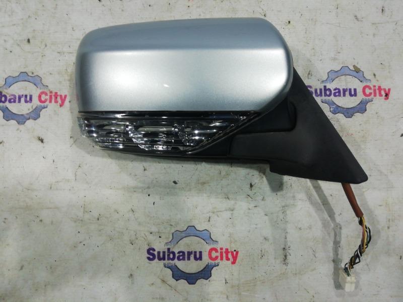 Зеркало Subaru Forester SG EJ20 2005 правое (б/у)