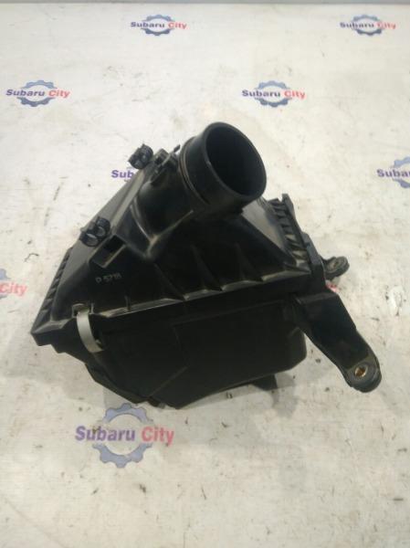 Корпус воздушного фильтра Subaru Forester SG EJ20 2005 (б/у)