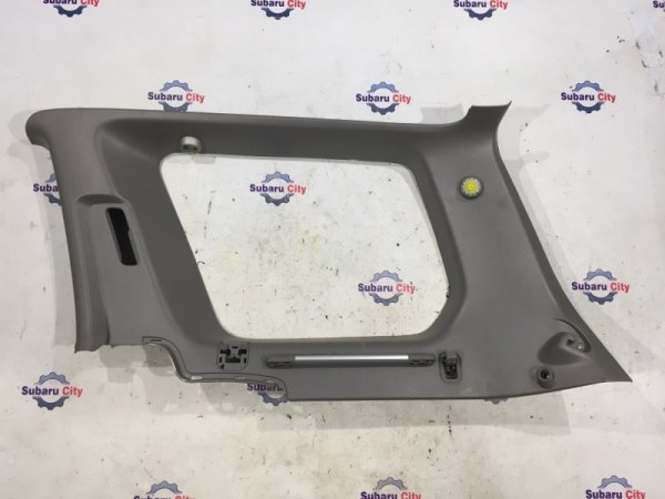 Обшивка багажника Subaru Forester SG EJ20 2005 правая (б/у)