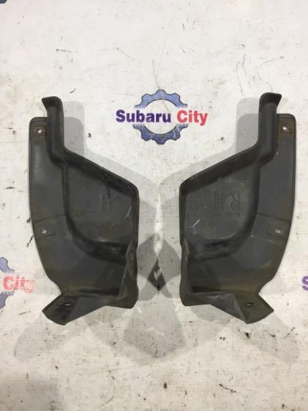 Пятки порога пара Subaru Forester SG EJ20 2005 (б/у)