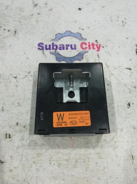 Блок управления Subaru Forester SG EJ20 2005 (б/у)