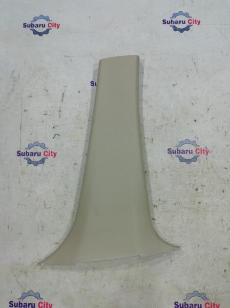 Накладка на стойку Subaru Legacy BL EJ20 2003 правая нижняя (б/у)