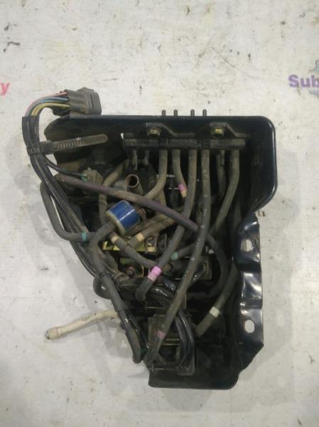 Блок соленоидов Subaru Legacy BE EJ206 (б/у)