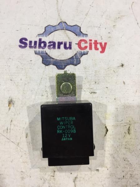 Блок управления стеклоочистителем Subaru Legacy BE EJ20 2000 (б/у)
