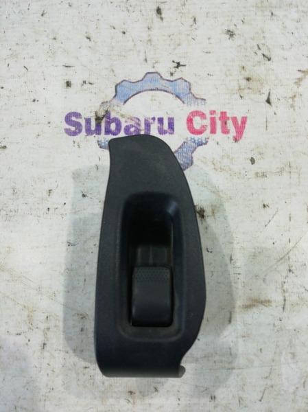 Кнопка стеклоподъемника Subaru Legacy BE EJ20 2000 задняя левая (б/у)
