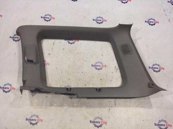 Обшивка багажника Subaru Forester SF5 EJ20 2000 правая верхняя (б/у)