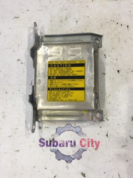 Блок srs Subaru Forester SF5 EJ20 (б/у)