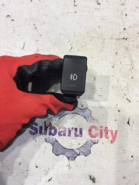 Кнопка противотуманок Subaru Forester SG EJ20 2003 (б/у)