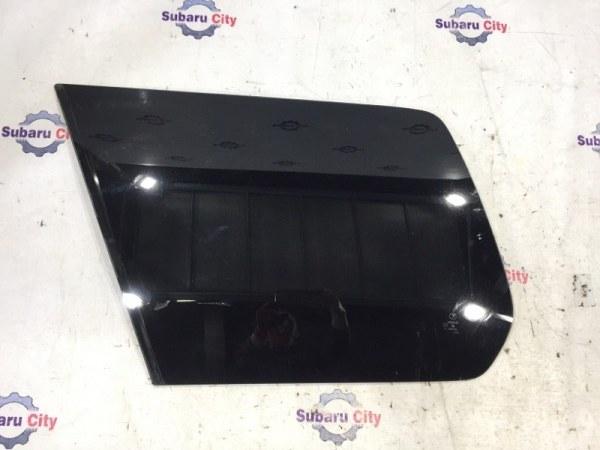 Стекло собачника Subaru Forester SG EJ20 2003 левое (б/у)