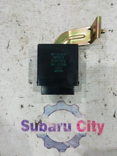 Блок управления стеклоочистителем Subaru Forester SG EJ20 2003 (б/у)