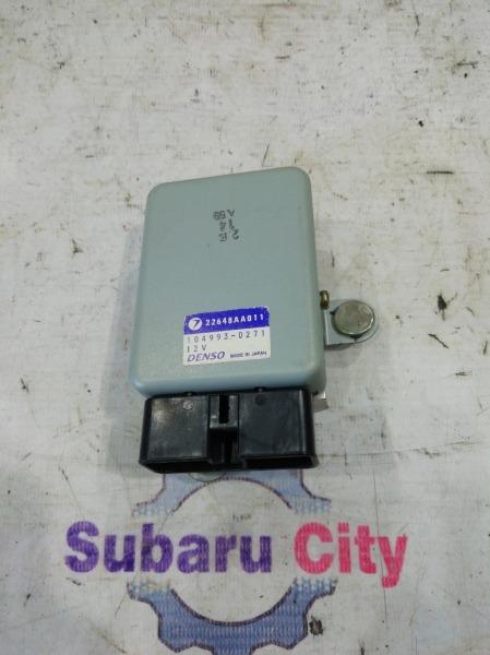 Блок управления топливным насосом Subaru Forester SG EJ205 2003 (б/у)