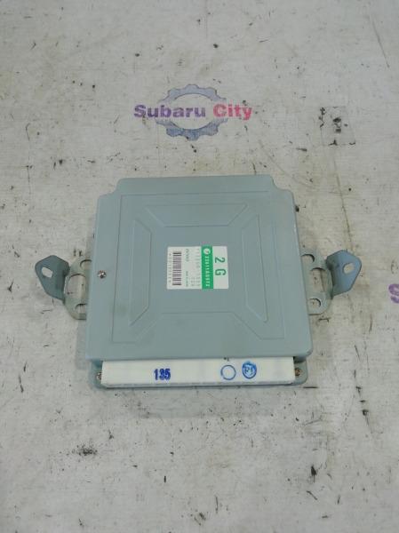 Блок управления двс Subaru Forester SG EJ20 2003 (б/у)