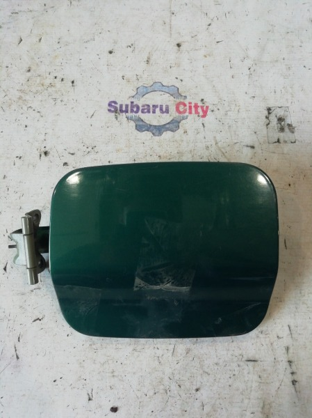 Лючок топливного бака Subaru Forester SF5 EJ20 1997 (б/у)