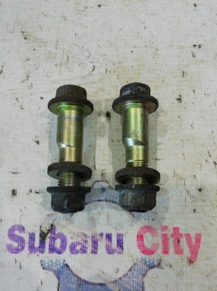 Развальные болты Subaru Forester SF5 EJ20 1997 переднее (б/у)