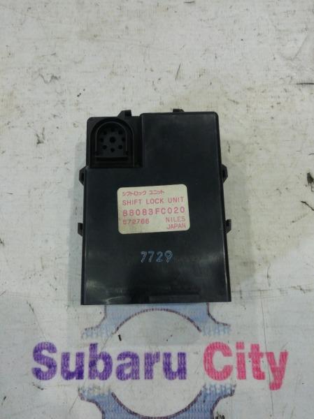 Блок управления селектором Subaru Forester SF5 EJ20 1997 (б/у)
