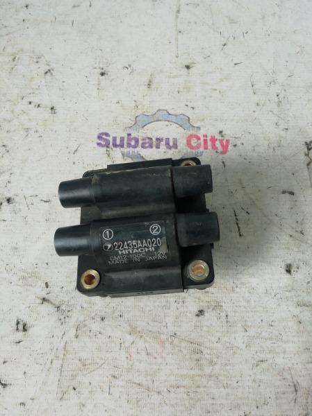 Катушка зажигания Subaru Forester SG5 EJ202 (б/у)