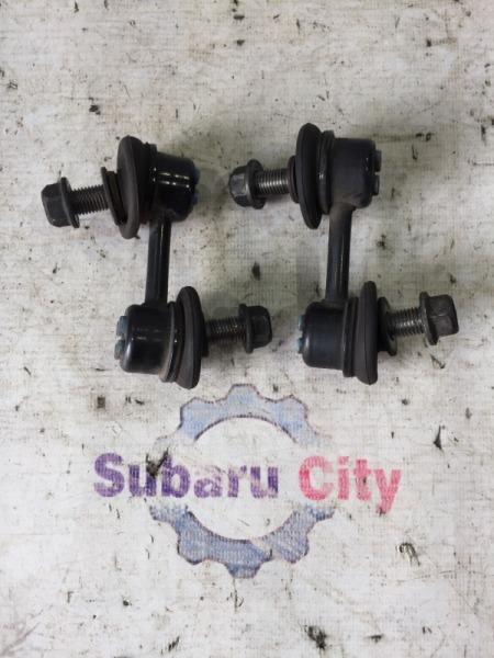 Стойки стабилизатора Subaru Legacy BL EJ20 2006 передние (б/у)