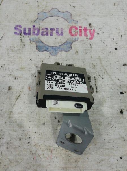Блок управления корректором фар Subaru Legacy BL EJ20 2006 (б/у)