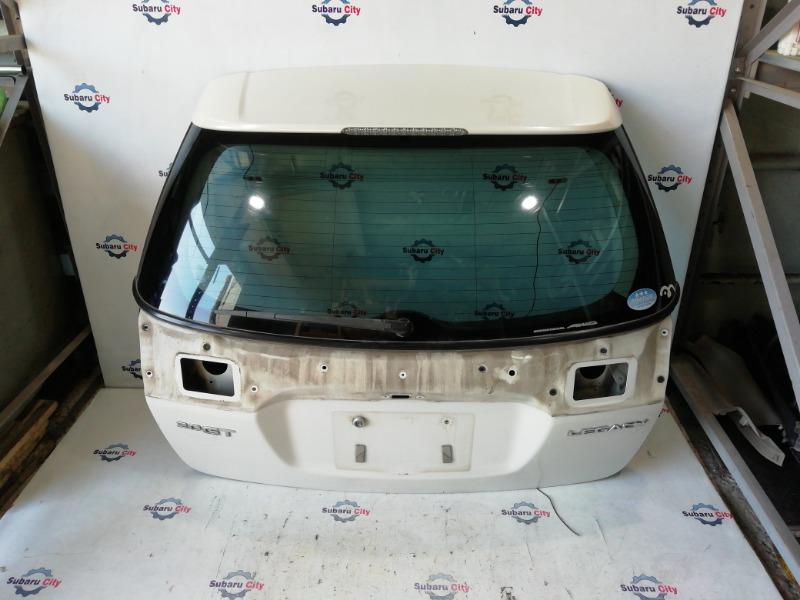 Дверь багажника Subaru Legacy BP EJ20 2008 (б/у)
