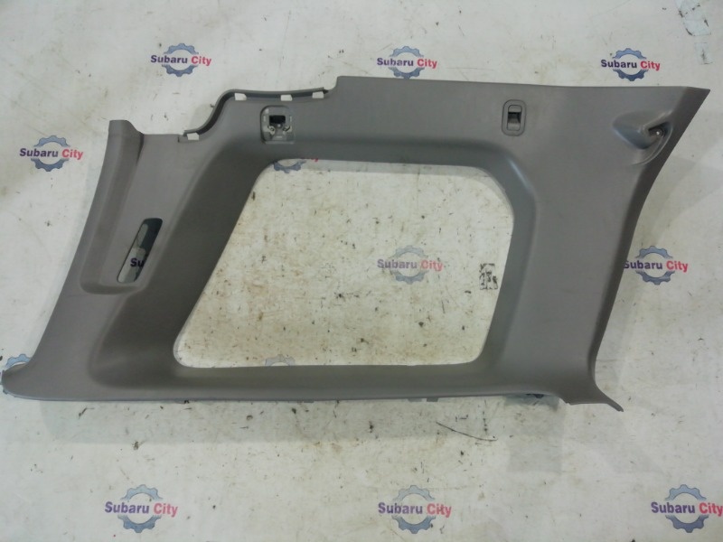 Обшивка багажника Subaru Forester SG EJ20 2002 левая (б/у)