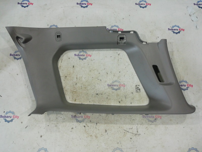 Обшивка багажника Subaru Forester SG EJ20 2002 правая (б/у)