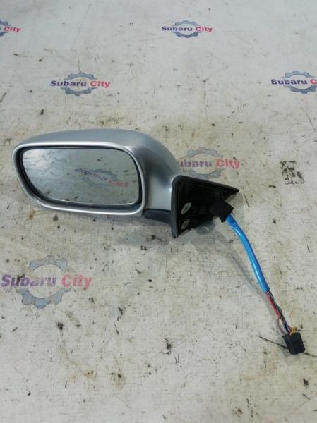 Зеркало Subaru Forester SG EJ20 2002 левое (б/у)