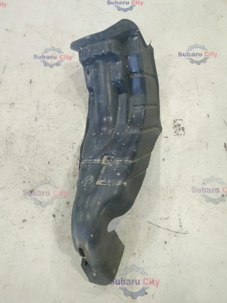 Защита горловины топливного бака Subaru Forester SG EJ20 2002 (б/у)