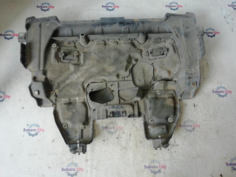 Защита двс Subaru Forester SG EJ205 (б/у)