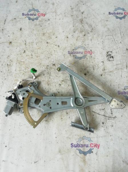 Стеклоподъемник Subaru Forester SG EJ20 задний правый (б/у)