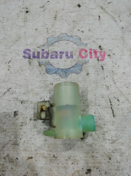 Моторчик омывателя Subaru Legacy BE EJ20 задний (б/у)
