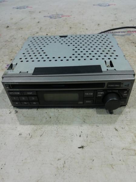 Магнитофон Subaru Forester SG EJ20 2002 (б/у)