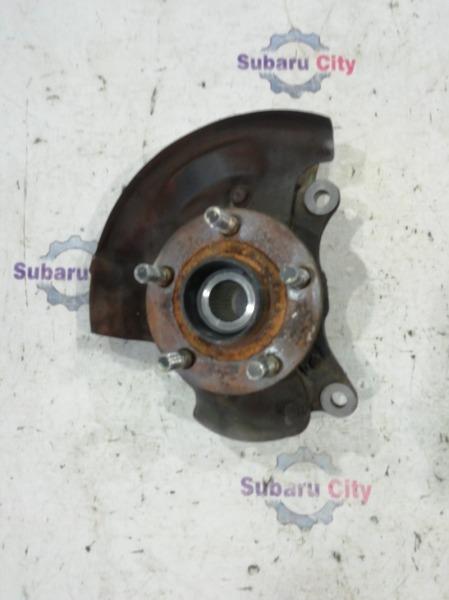 Ступица Subaru Legacy BE EJ20 2001 передняя левая (б/у)