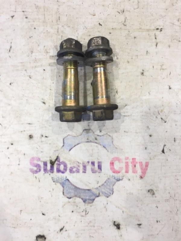 Развальные болты Subaru Legacy BE EJ20 2006 переднее (б/у)