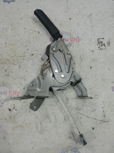 Ручка ручника Subaru Legacy BL EJ20 2006 (б/у)