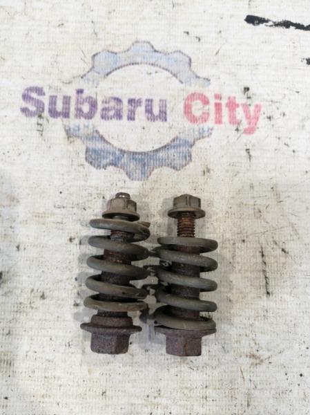 Болты крепления глушителя Subaru Legacy BE EJ20 2002 (б/у)