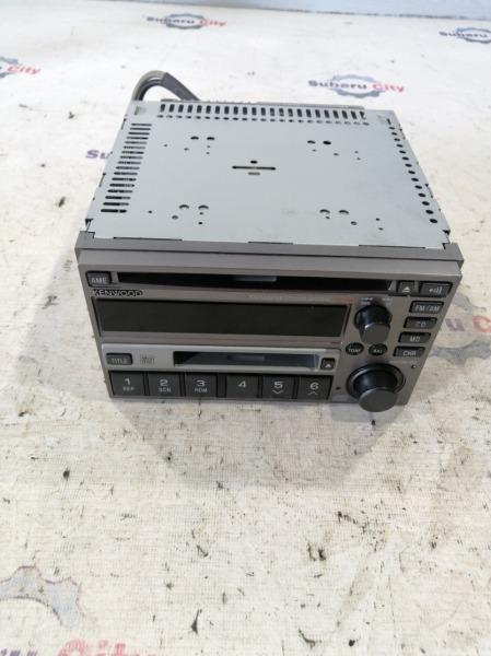 Магнитофон Subaru Legacy BE EJ20 2002 (б/у)