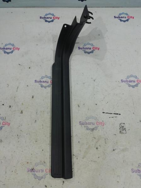 Накладка на порог салона Subaru Impreza GG EJ15 2004 передняя левая (б/у)
