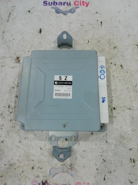 Блок управления двс Subaru Impreza Wrx GG EJ20 2004 (б/у)
