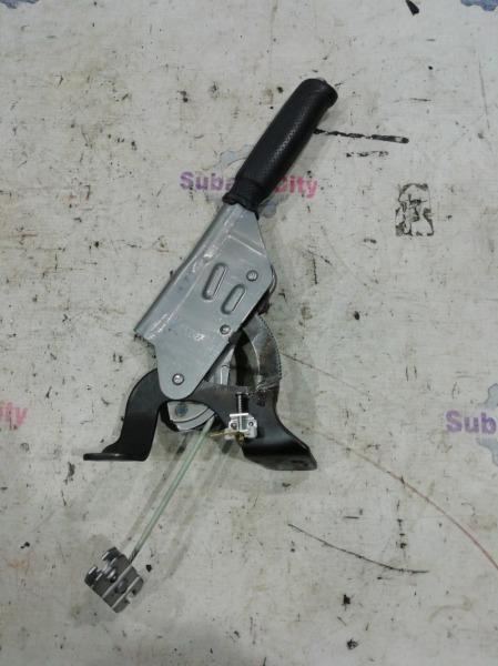 Ручка ручника Subaru Impreza GG EJ15 2004 (б/у)