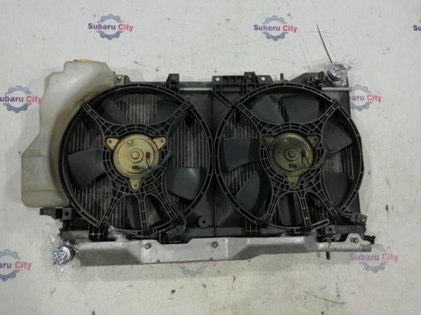 Радиатор двс Subaru Forester SF EJ205 2000 (б/у)