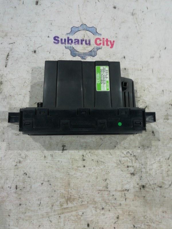 Блок климат контроля Subaru Forester SF EJ20 2000 (б/у)