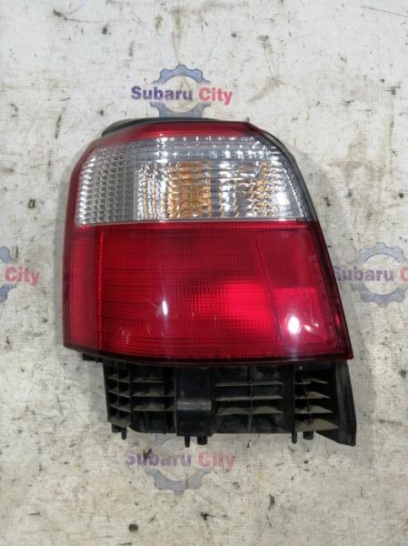 Стоп сигнал Subaru Forester SF EJ20 2000 левый (б/у)