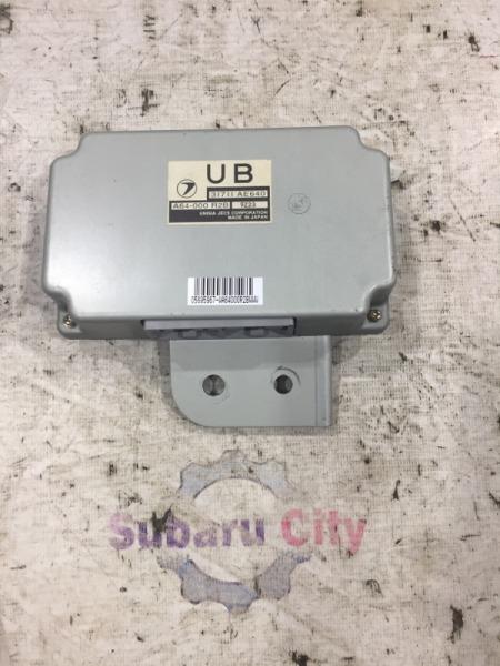 Блок управления акпп Subaru Forester SF EJ20 2000 (б/у)