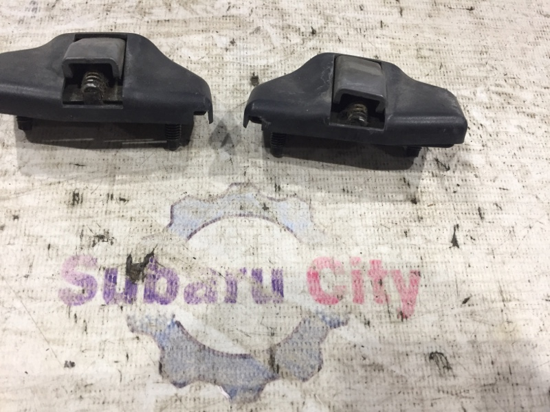 Ограничитель зазора двери багажника Subaru Forester SF EJ20 2000 (б/у)