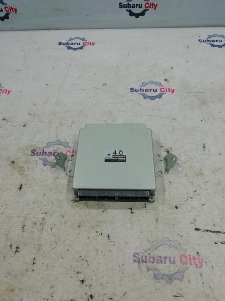Блок управления двс Subaru Legacy BE EJ208 1998 (б/у)