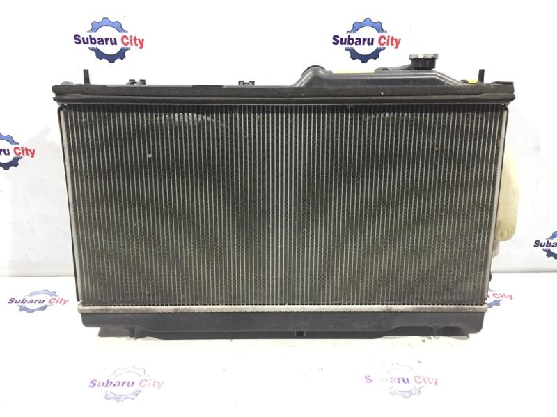 Радиатор двс Subaru Legacy BL EJ20X 2009 (б/у)