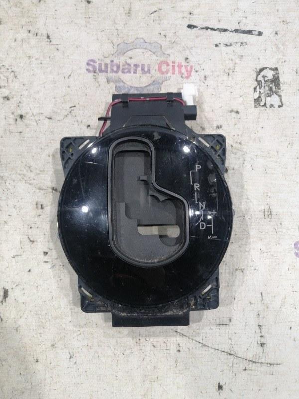 Рамка вокруг селектора акпп Subaru Legacy BL EJ20 2009 (б/у)